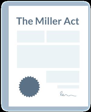 Miller Act Document