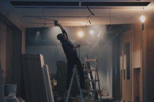 Restoration Contractors Fixing Polar Vortex Damage