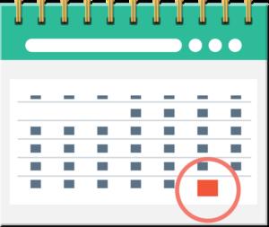 Lien Calendar Deadline
