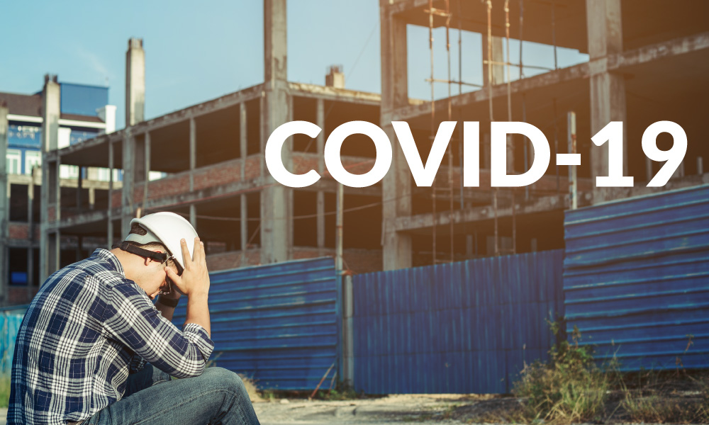 COVID-19 Caronavirus Construction Industry Effects