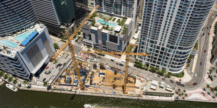 Miami Sees Spike in Construction Disputes and COVID-19 Cases image